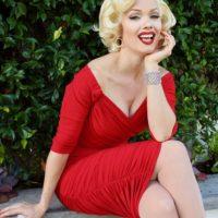 Alisha MM red dress 1