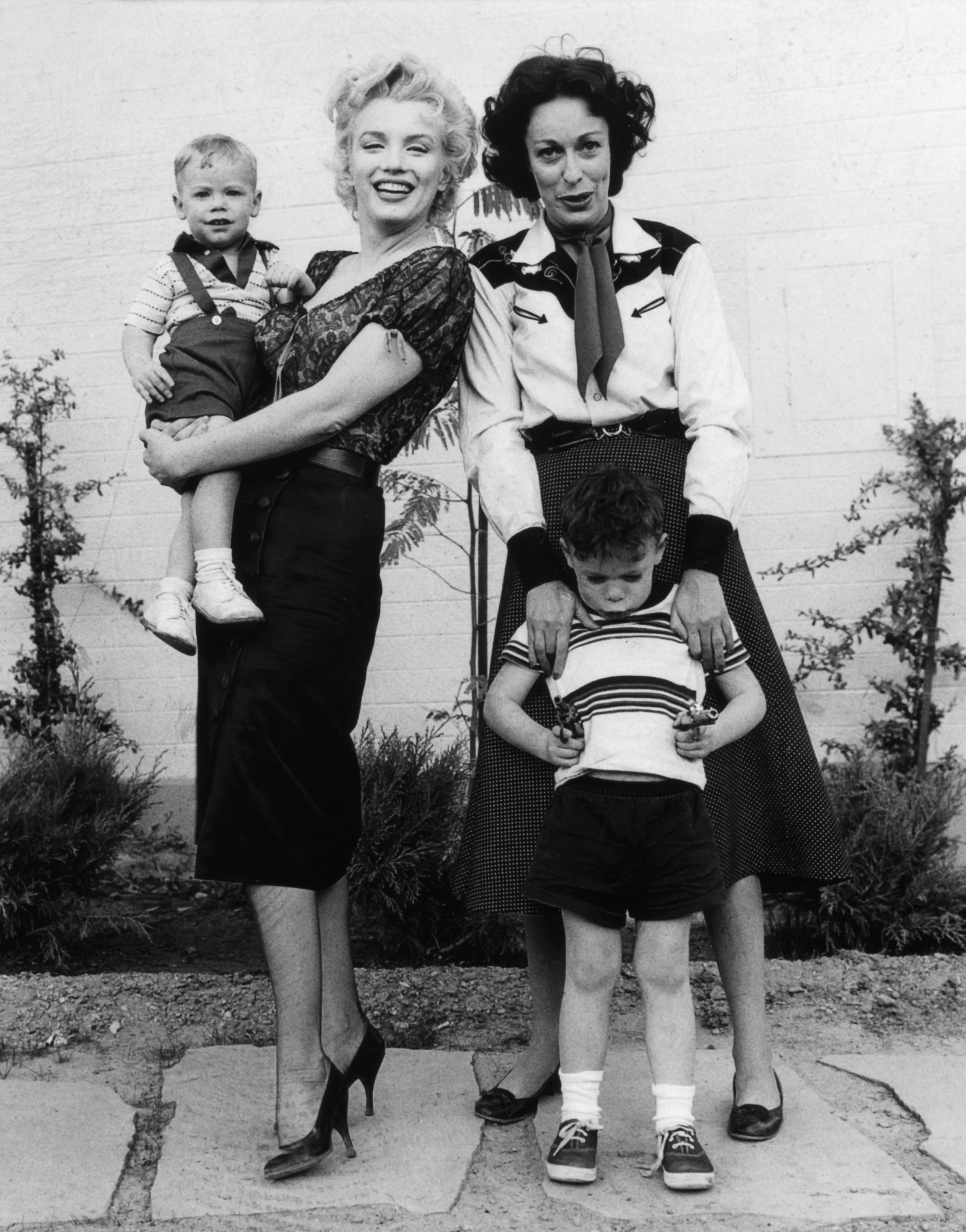 "Luke's New Play, ""Marilyn, Mom & Me"""