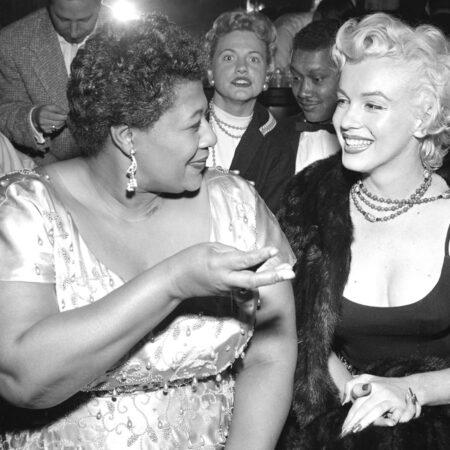 Marilyn & Ella 1